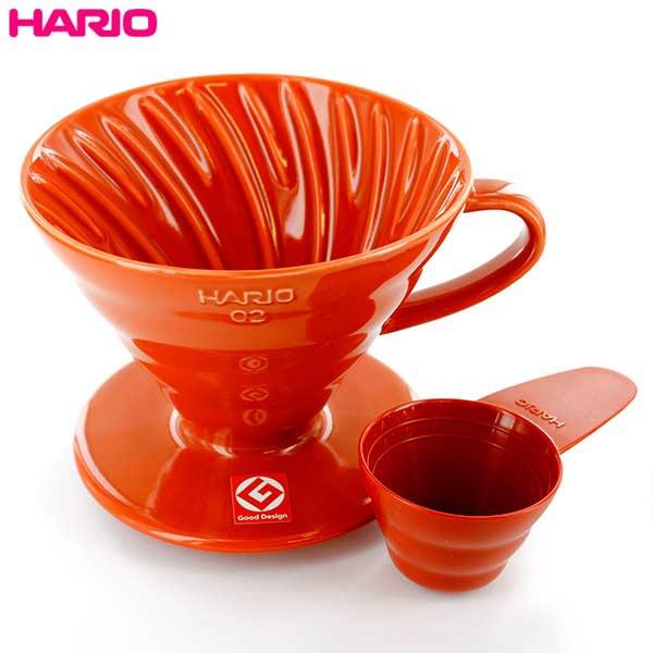 ハリオ V60 透過 ドリッパー 02 セラミックR VDC-02R コーヒー通販サイト 珈琲問屋オンラインストア