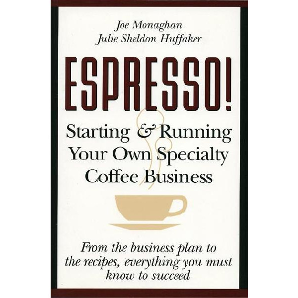 洋書・Espresso! - starting & running your