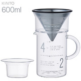 KINTO キントー SLOW COFFEE STYLE コーヒー ジャグ セット 600ml SCS-04-CJ-ST 27652