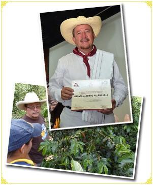 カップ・オブ・エクセレンス 受賞農園イメージ