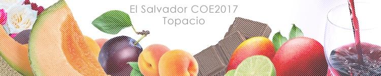 エルサルバドル COE2017 #8 トパーシオのカッピングイメージ