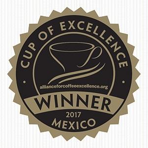 メキシコ COE2017 ウィナーマーク