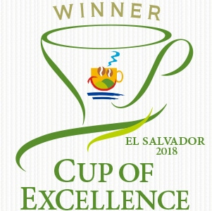 エルサルバドル COE2018 ウィナーマーク