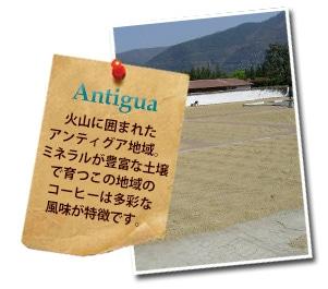 アンティグア地区について