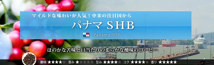 パナマSHB - Panama SHB