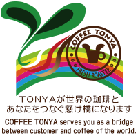 TONYAアーチロゴ