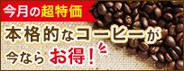 7月の超特価豆 マンデリンG1