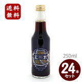 送料無料 炭酸珈琲 玄武 GEMB HONEY GOLD 瓶 250ml×24本セット