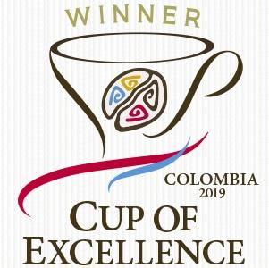 コロンビア COE2019 ウィナーマーク