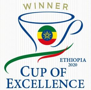 エチオピア COE2020 ウィナーマーク