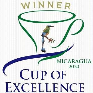 ニカラグア COE2020 ウィナーマーク