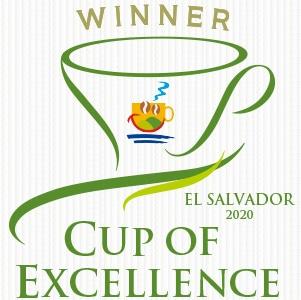 エルサルバドル COE2020 ウィナーマーク