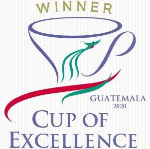 グアテマラ COE2020 ウィナーマーク