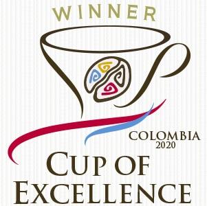 コロンビア COE2020 ウィナーマーク