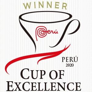 ペルー COE2020 ウィナーマーク