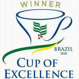 ブラジル COE2020 ウィナーマーク